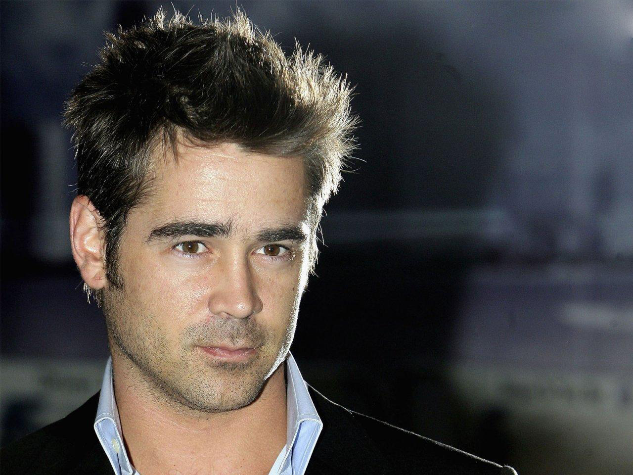 Colin Farrell and THIS actress in True Detective?