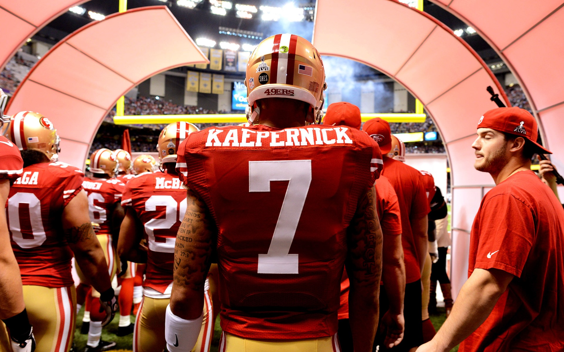 Colin Kaepernick 49ers