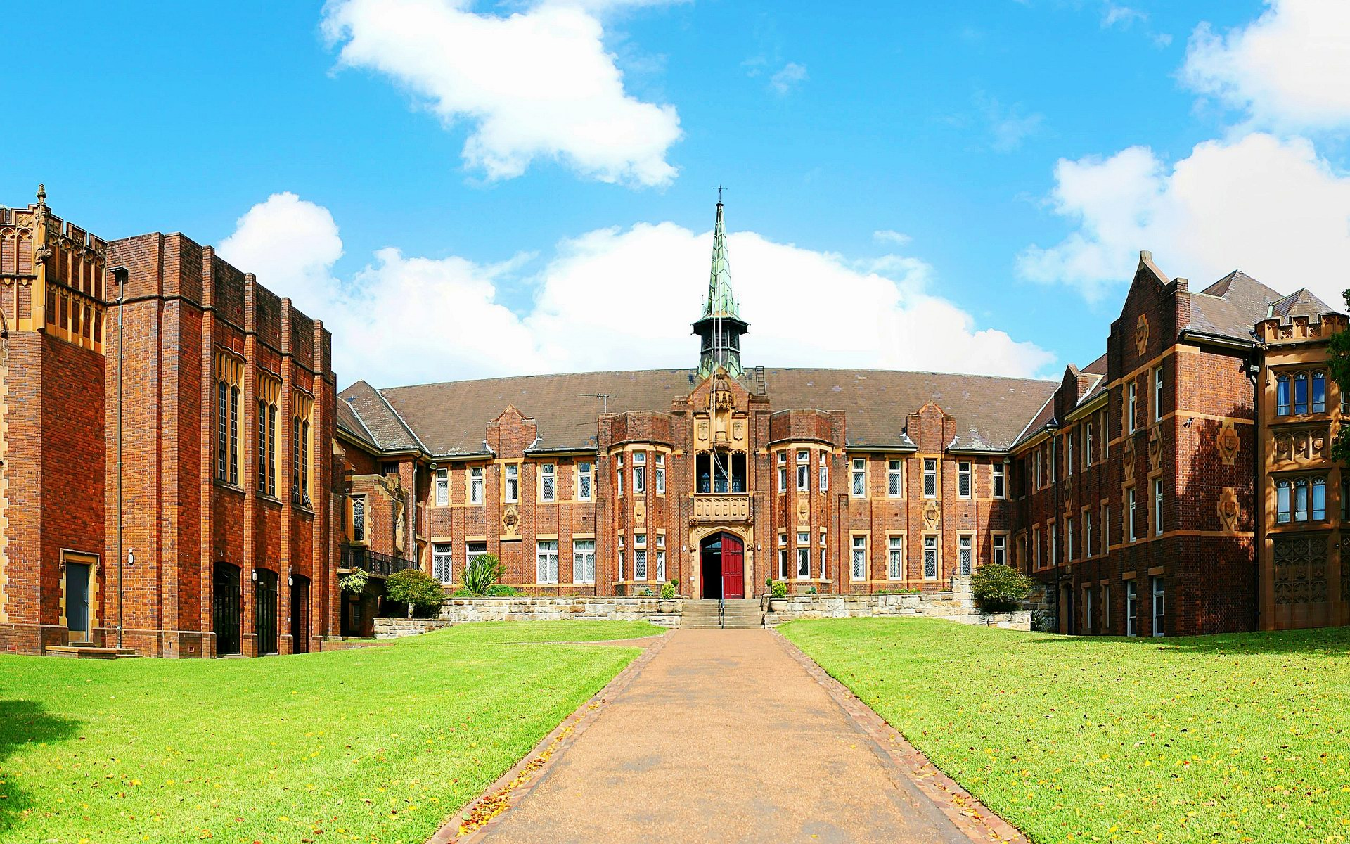Sydney University Wesley College Wallpapers