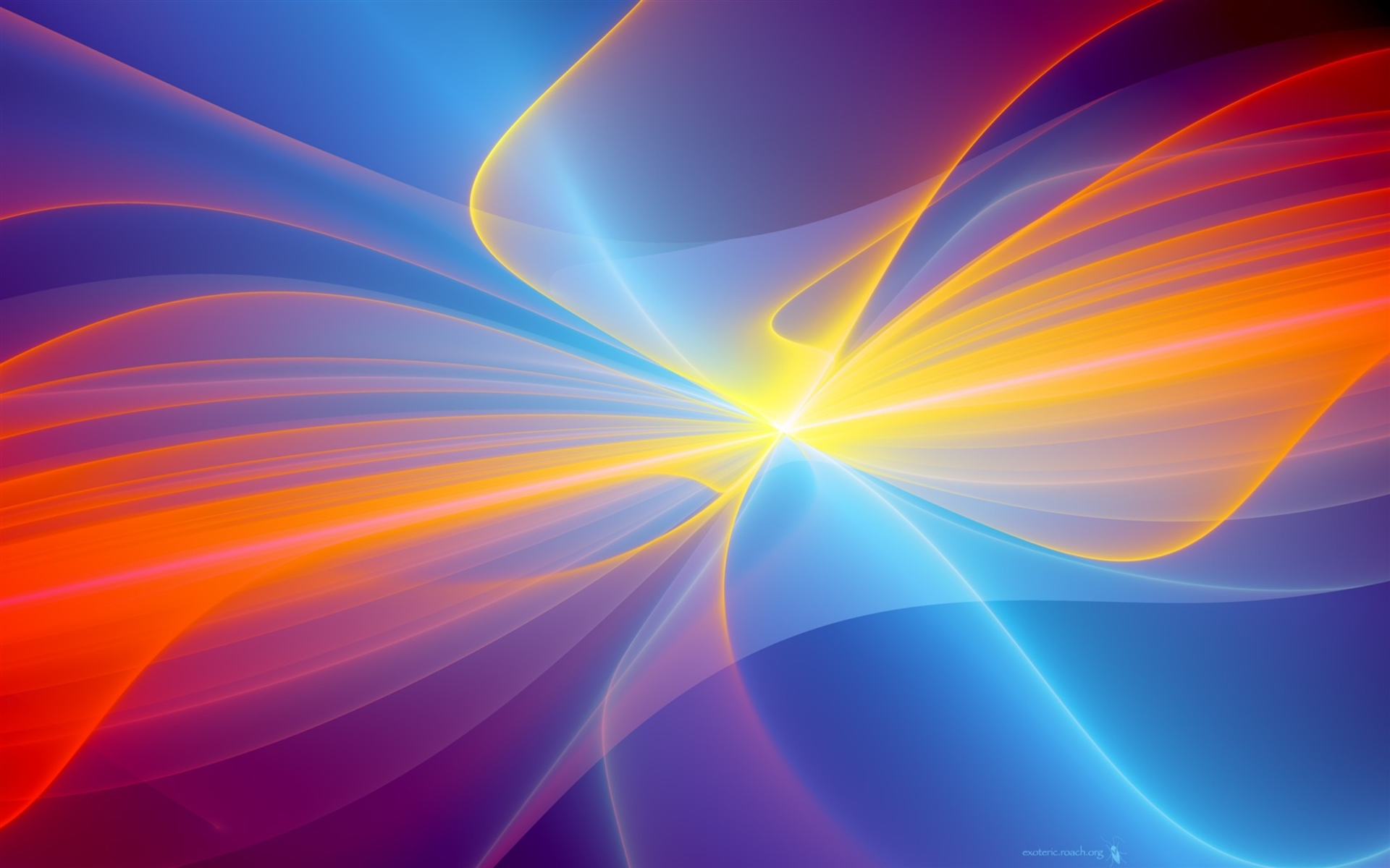 Abstract Color Wallpaper