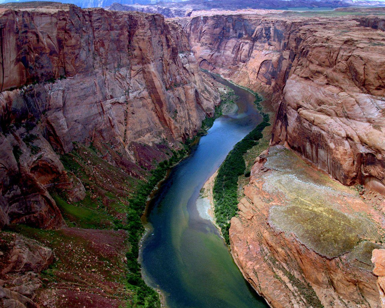 Colorado river at horseshoe bend HQ WALLPAPER - (#83642)