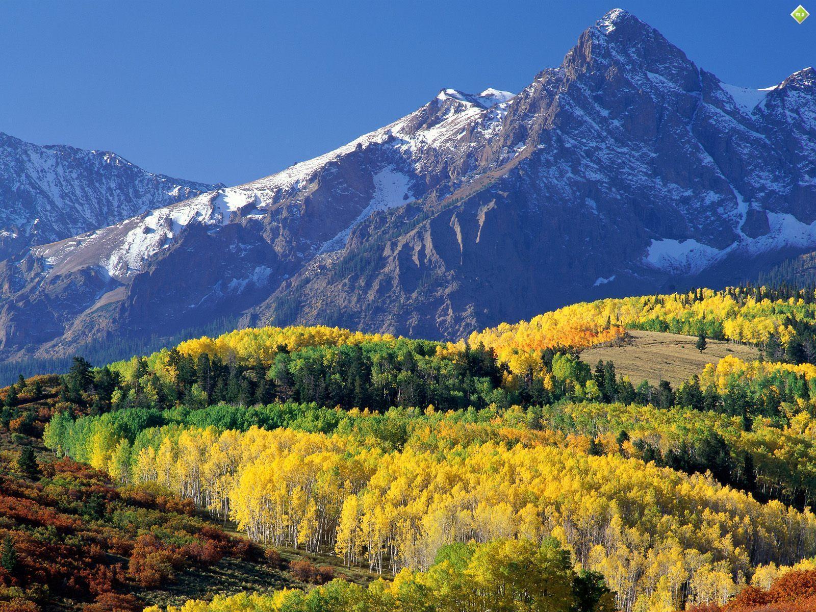 Mount Sneffels - colorado Wallpaper