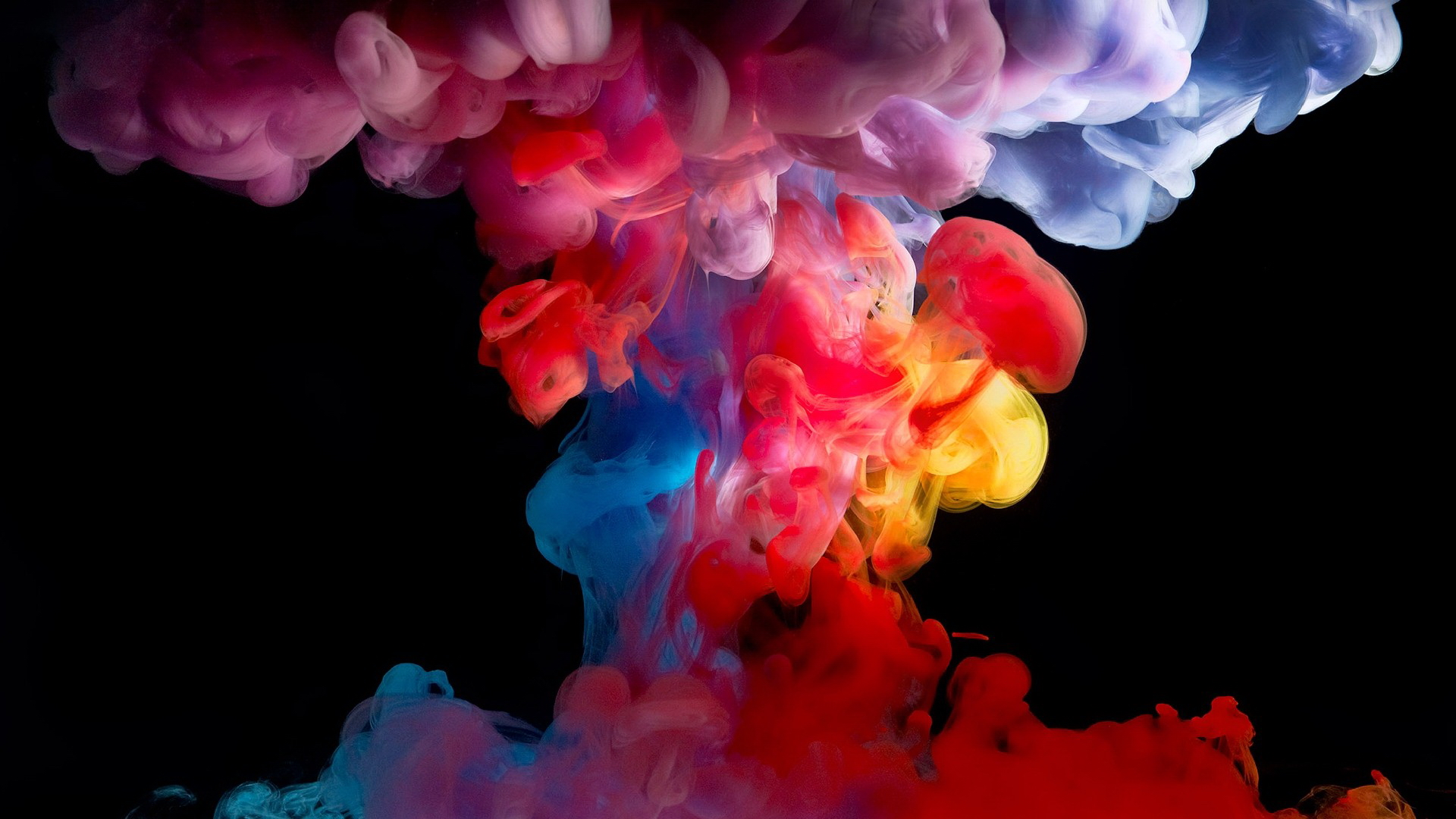 Color Smoke Wallpaper Images Cool Wallpapers 1920x1080px