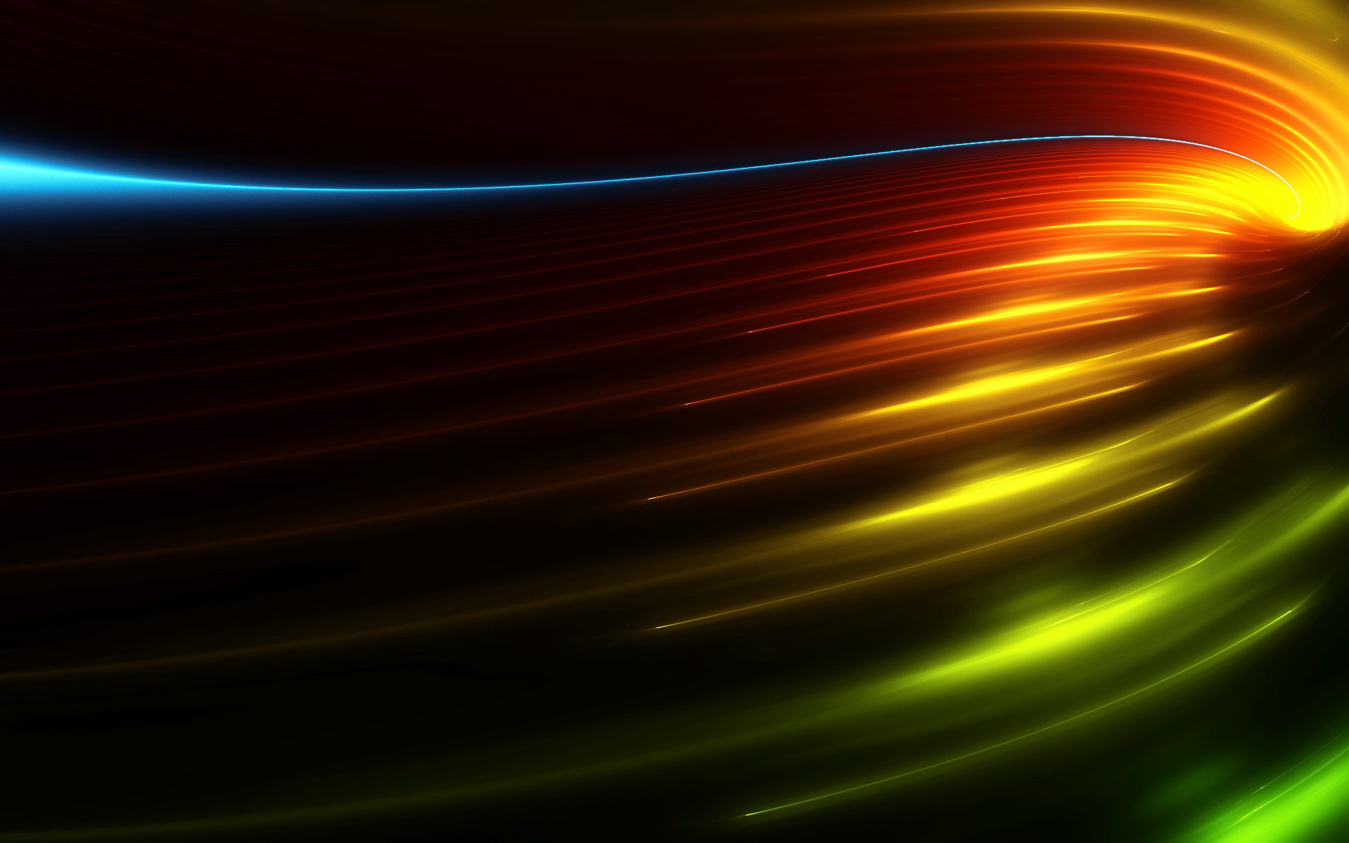 Dark Colorful Abstract wallpaper