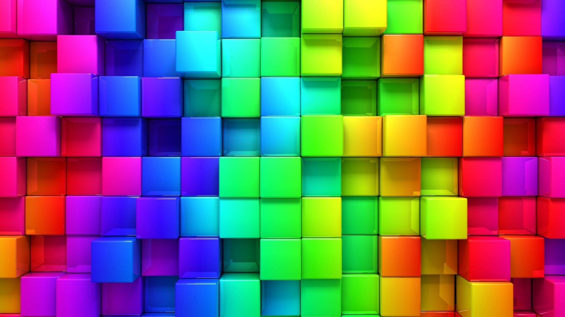 Colorful 3D Wallpaper 32