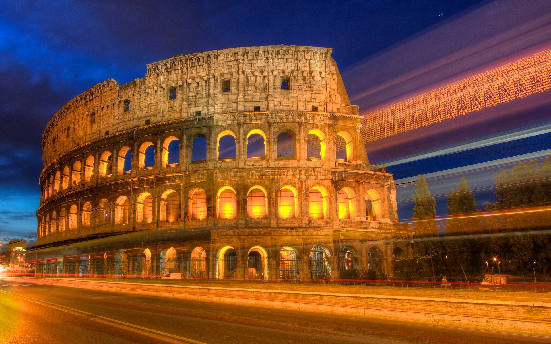 Colosseum Wallpaper
