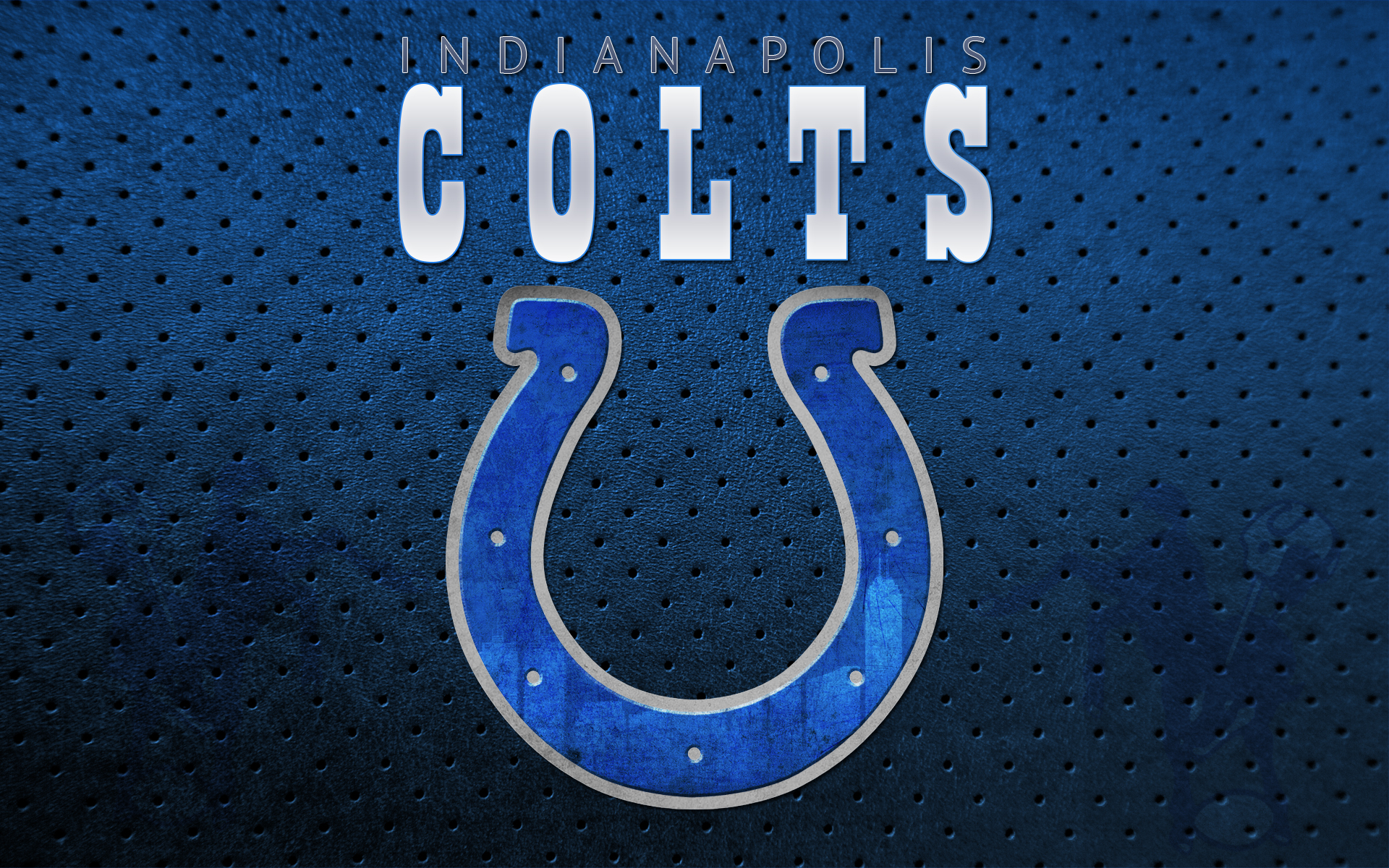 Wonderful Indianapolis Colts Logo Wallpaper
