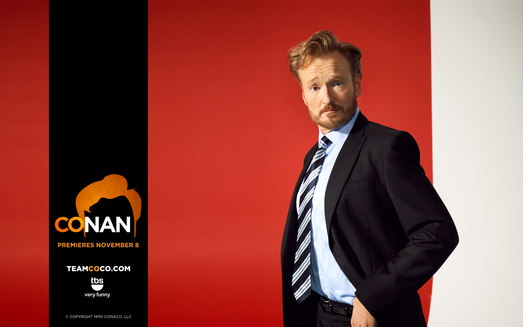 Conan O Brien Wallpaper