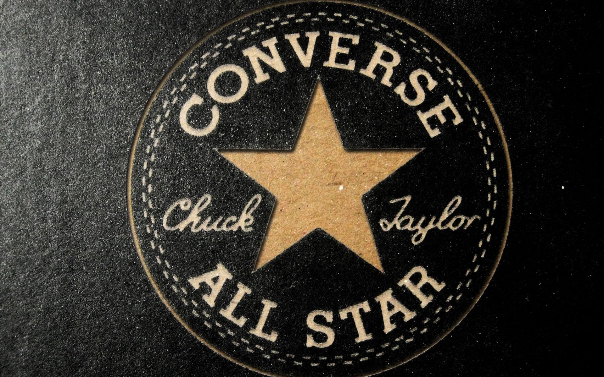 Converse Logo Wallpaper