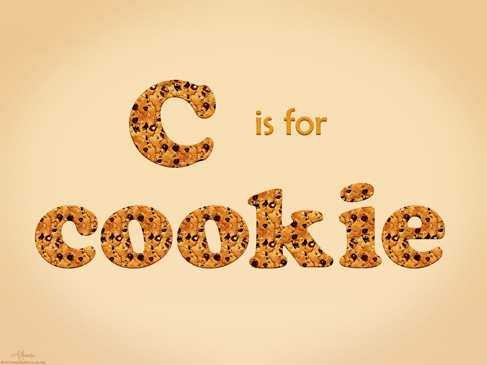Cookie Wallpaper