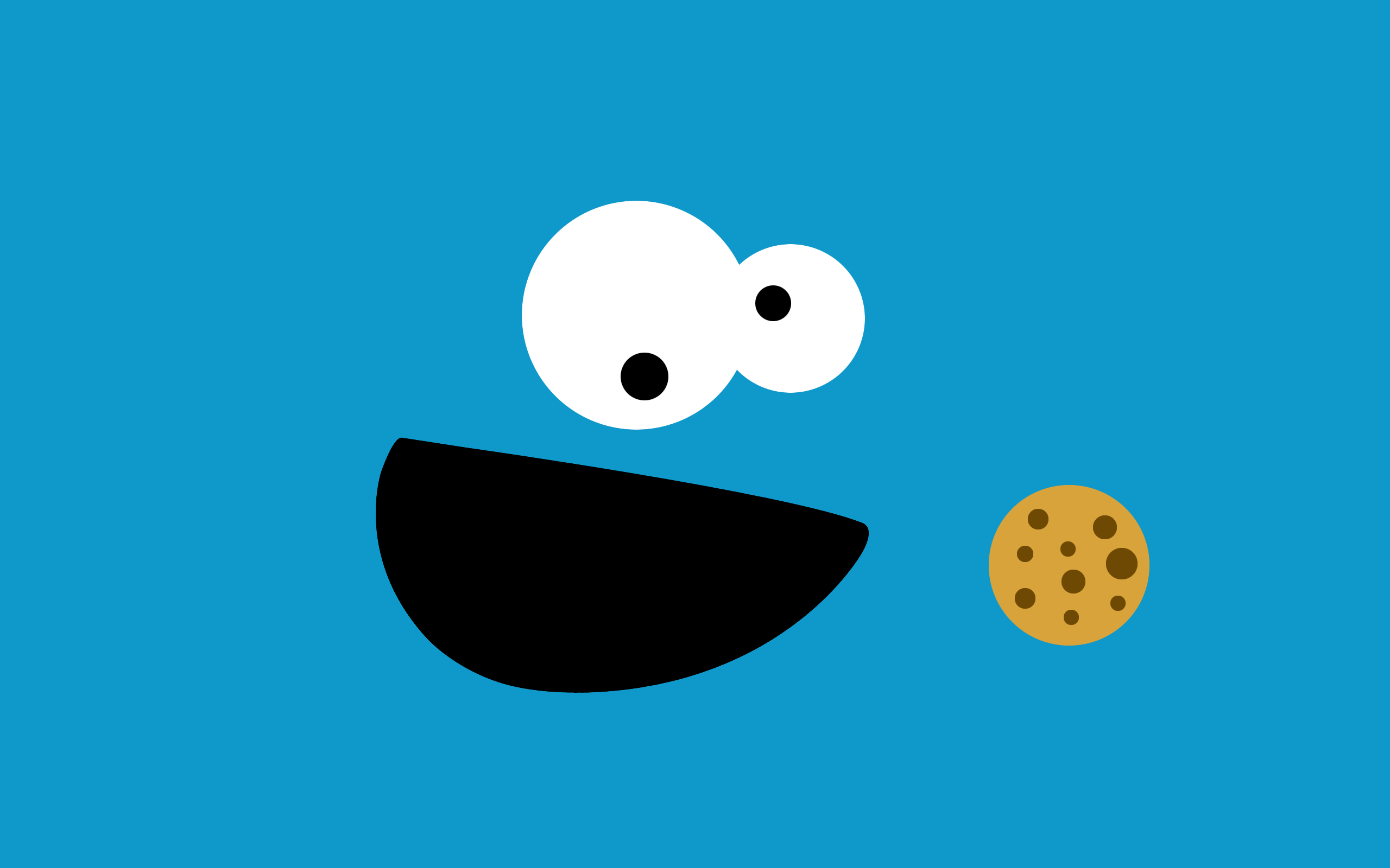 Wallpapers For > Cookie Monster Wallpaper Desktop