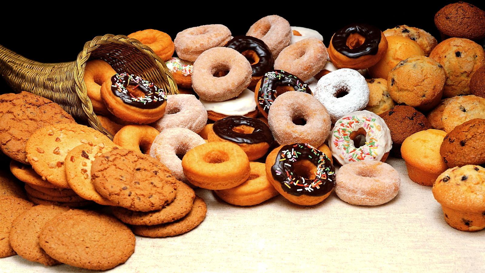 Cookies & donuts