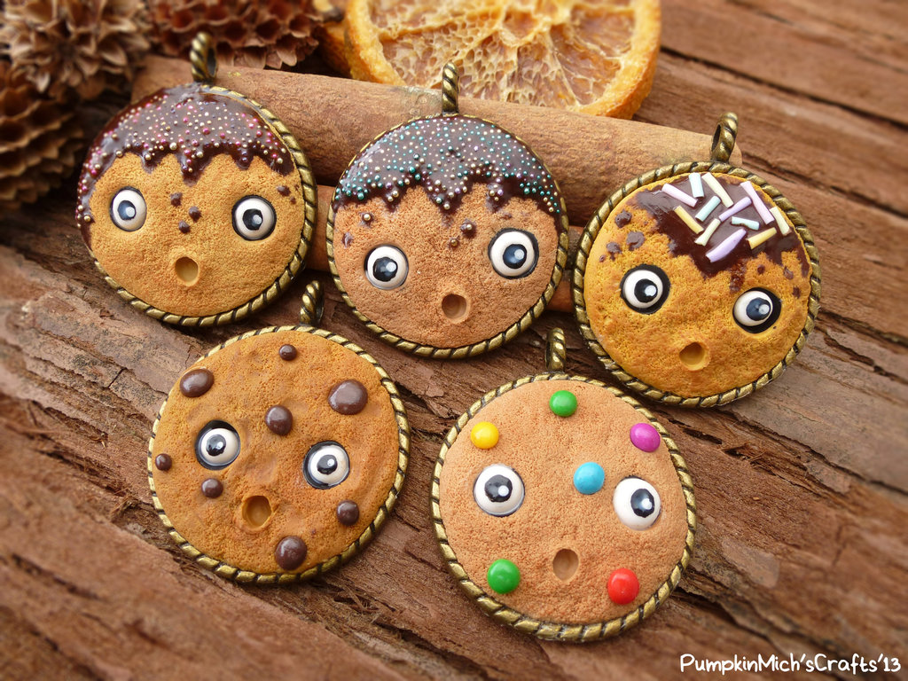 Cookies Cameos by PumpkinDream ...