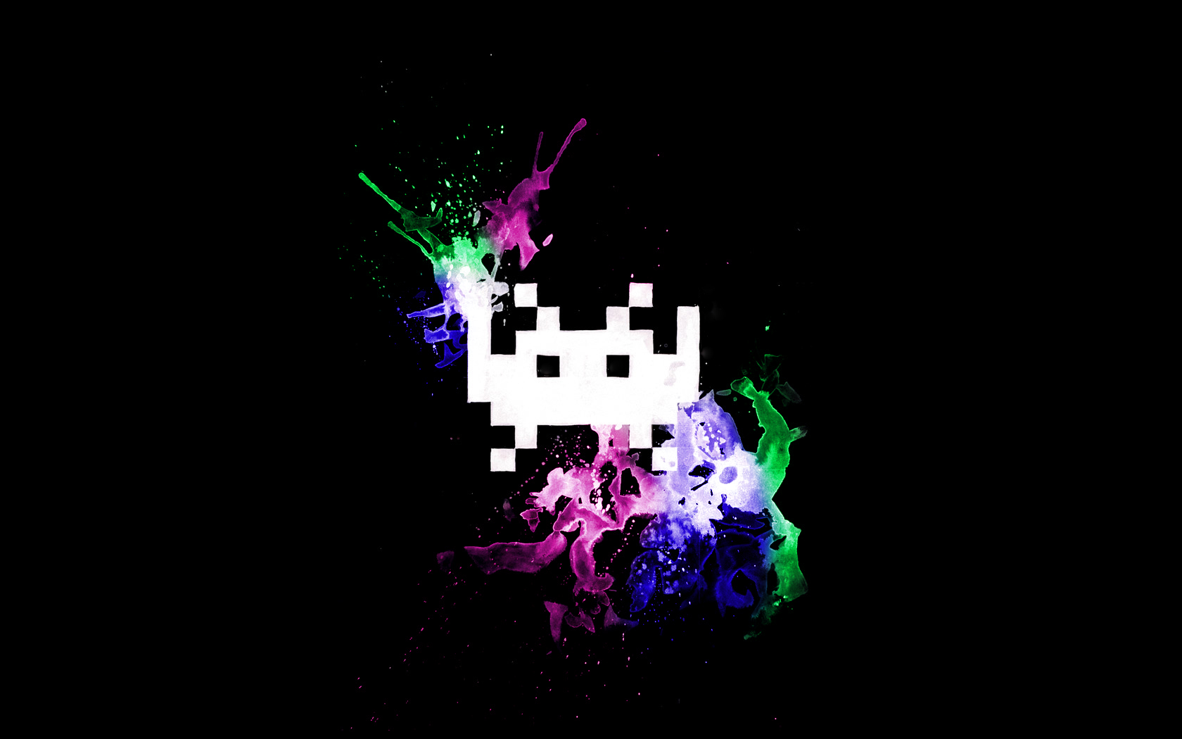 Cool 8 Bit Wallpaper