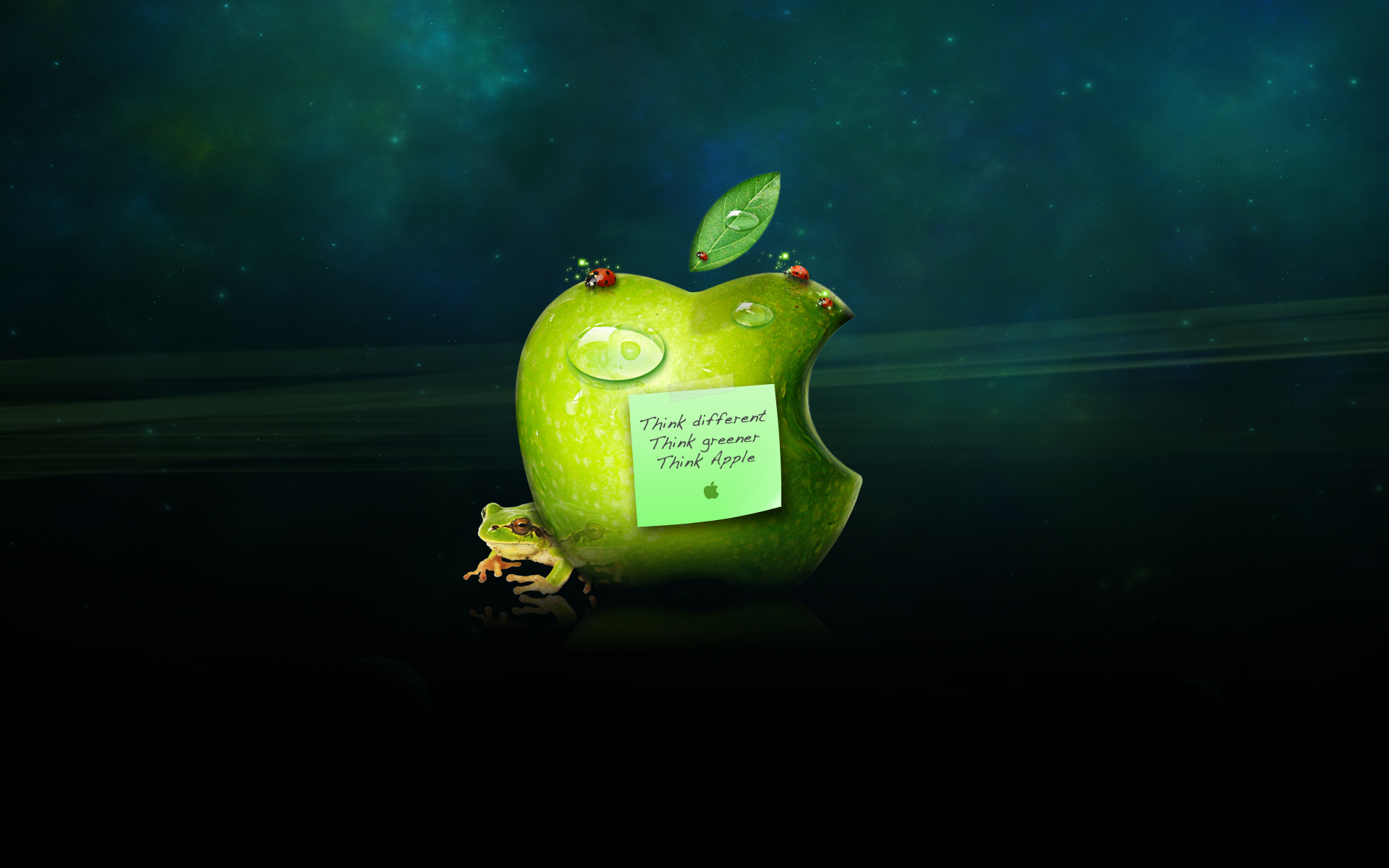 Cool Apple Wallpaper