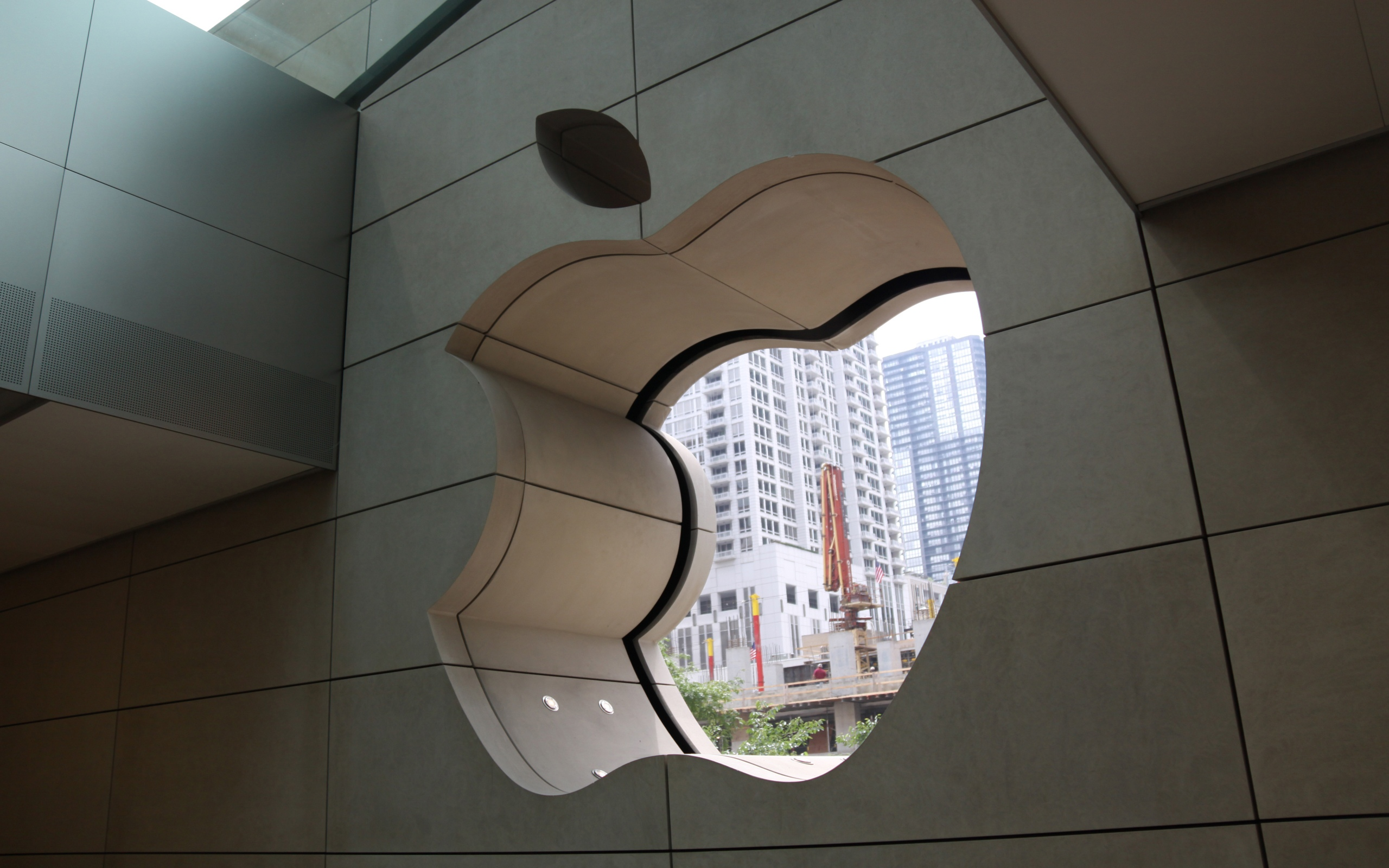 Cool Apple Window