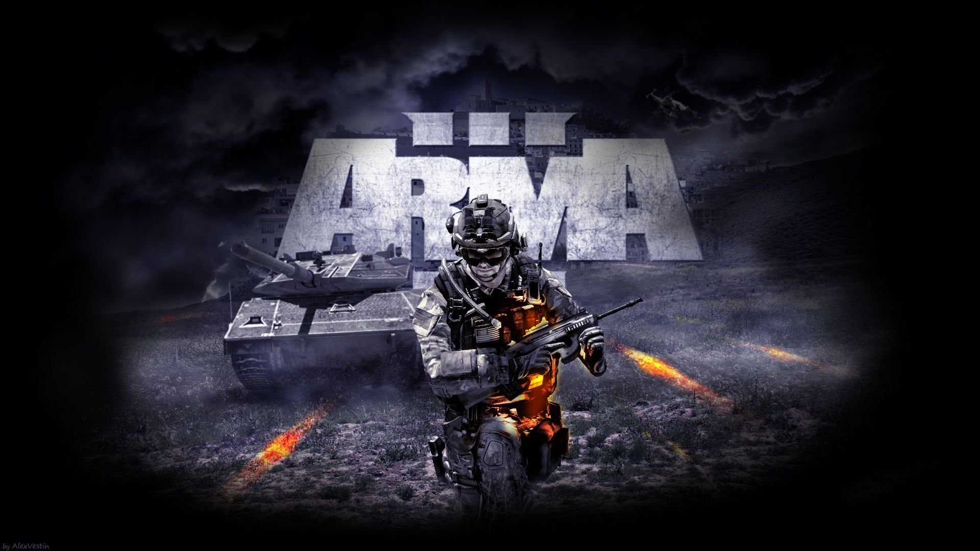 Cool Arma 3 Wallpaper