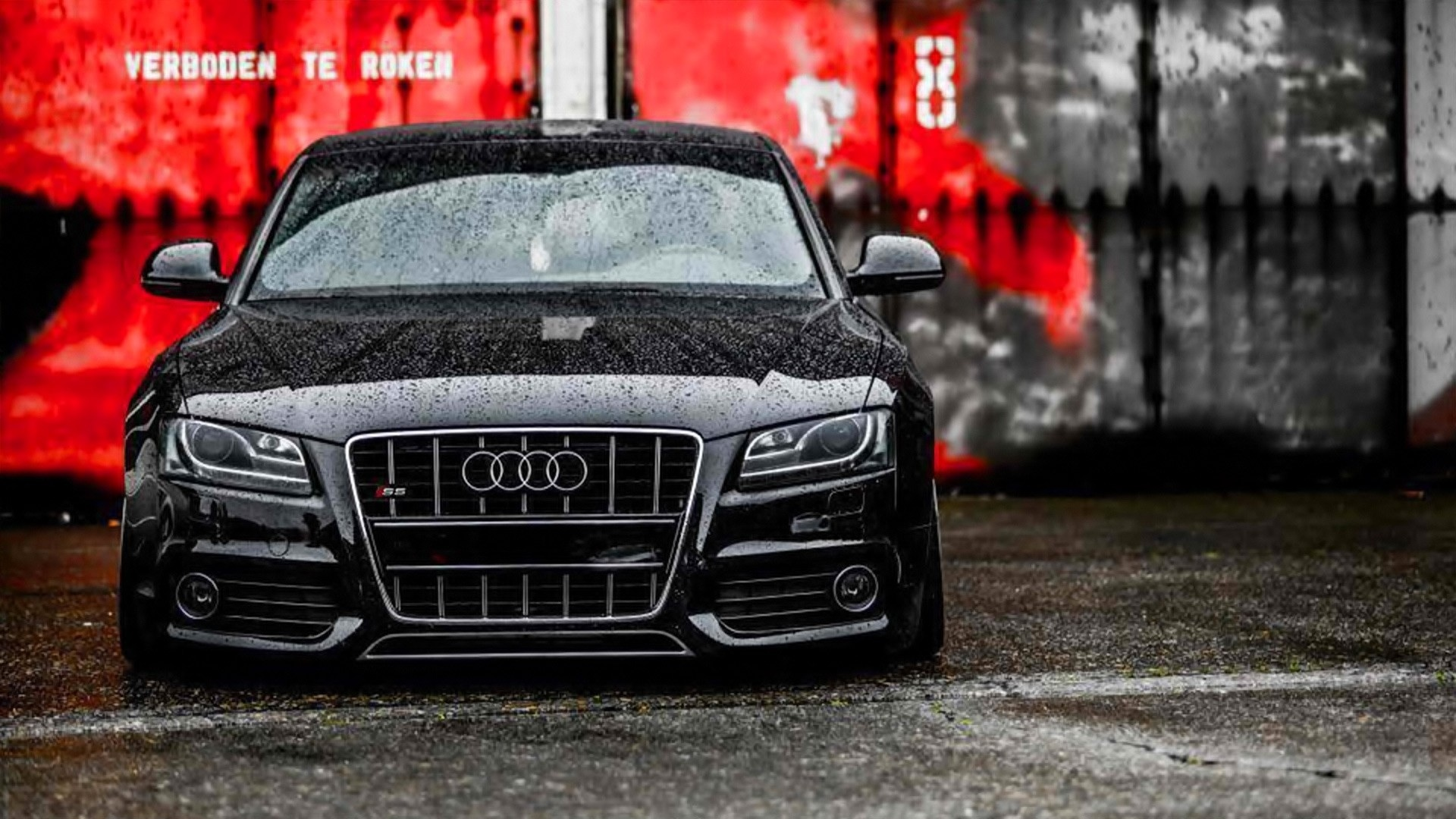 Cool Audi RS5 Wallpaper