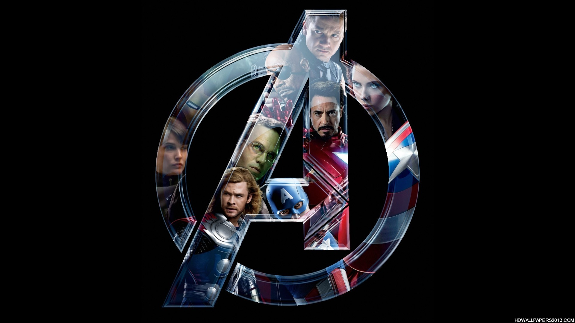Image for Elegant The Avengers Desktop Wallpaper