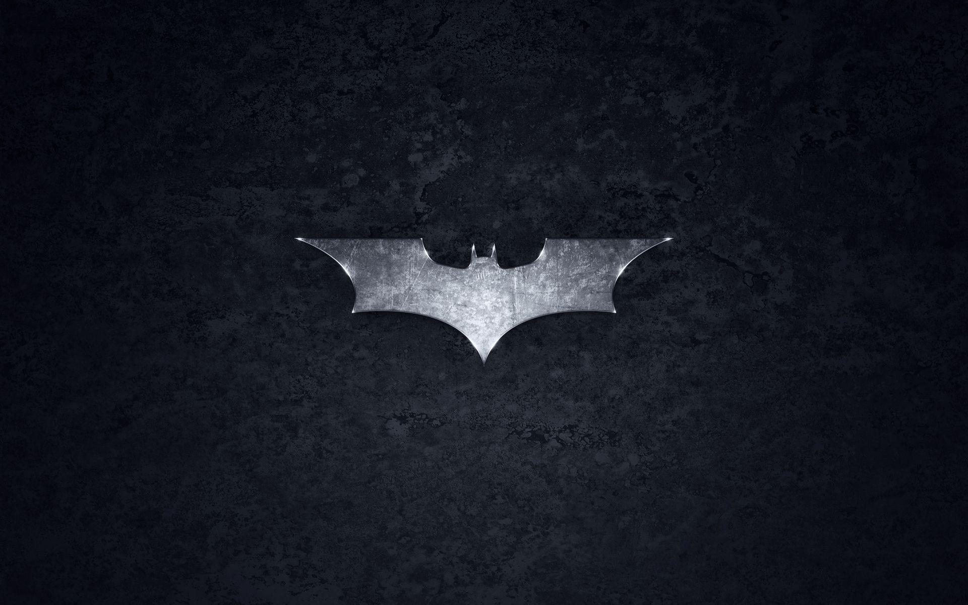 Cool Batman Logo Wallpaper