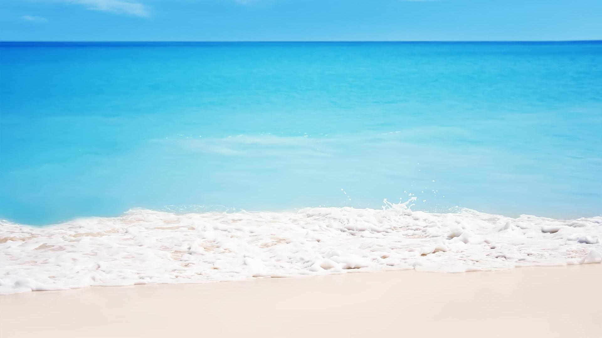 Cool Beach Sand Wallpaper