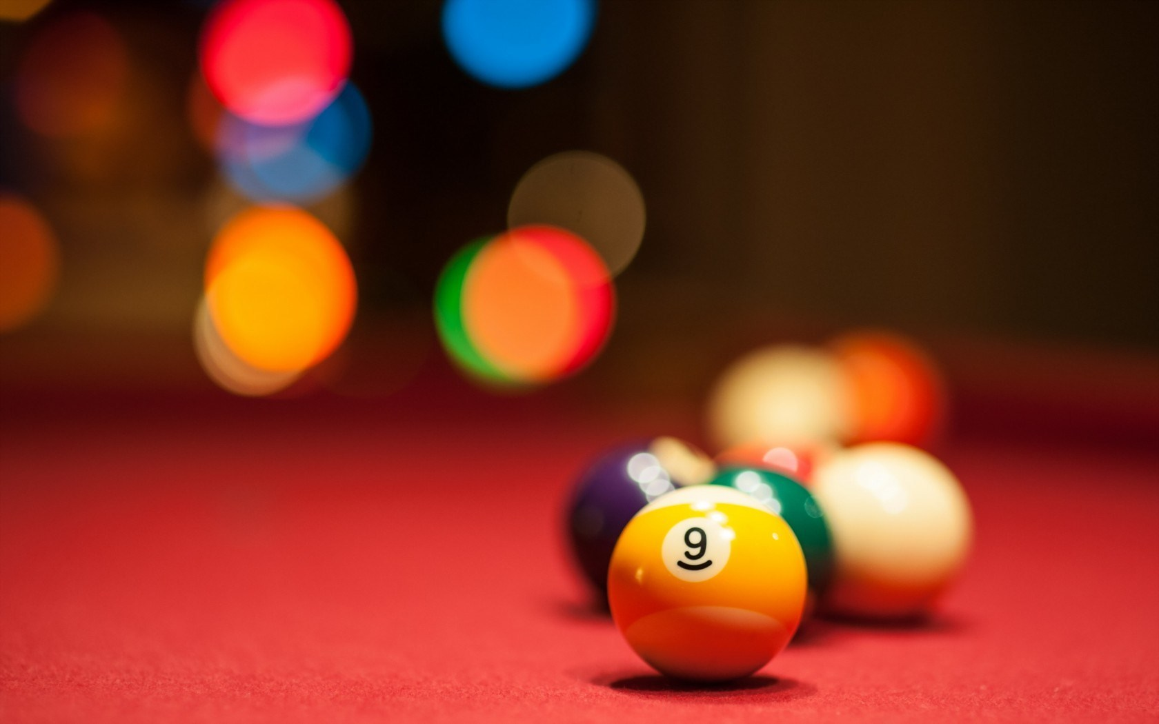 Cool Billiards Wallpaper