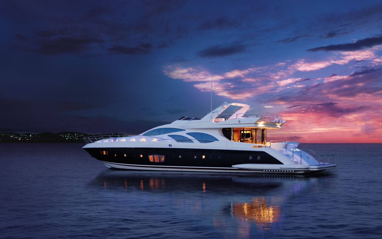 Cool Boat Wallpaper