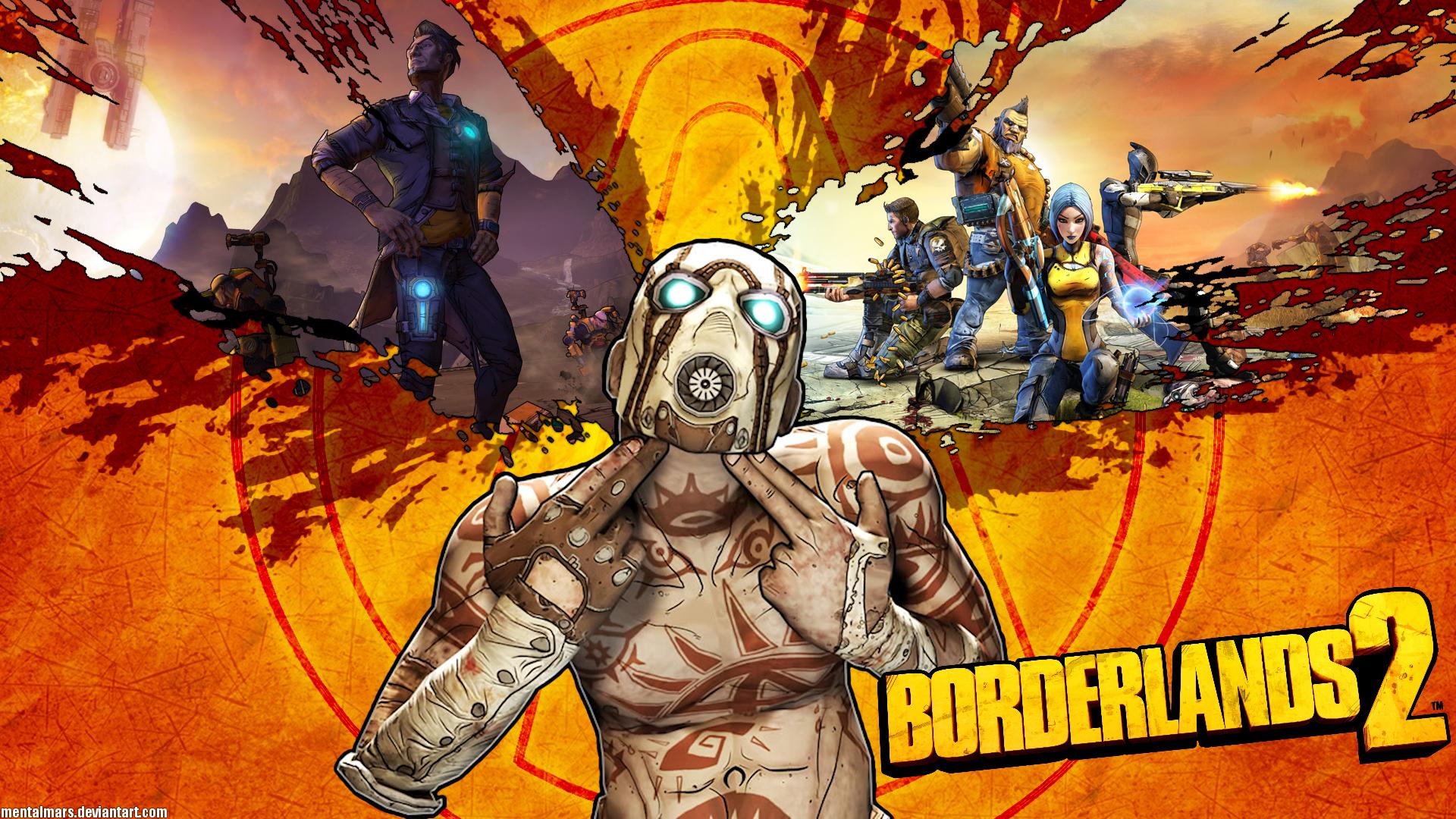 Cool Borderlands 2 Wallpaper