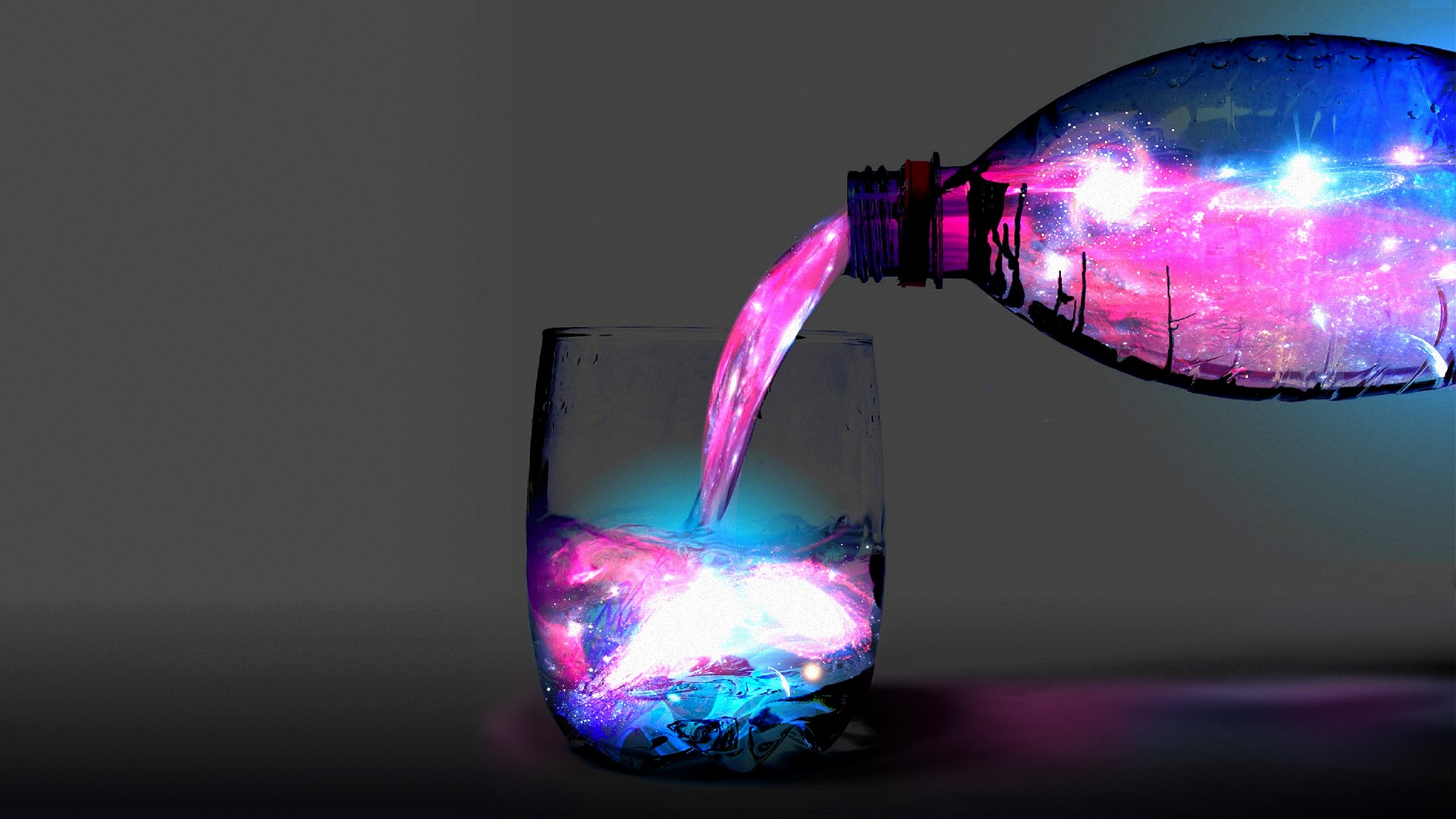 Cool Bottle Wallpaper