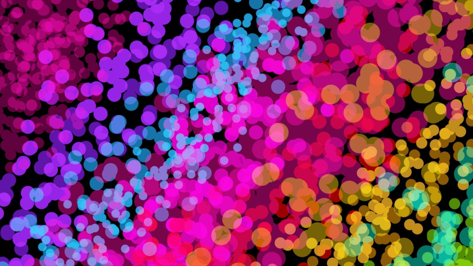 Cool Bright Colors Wallpaper