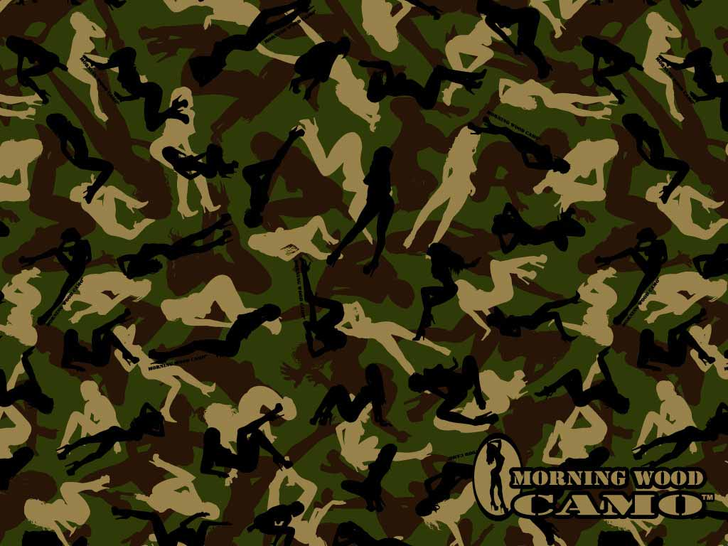 Cool Camo Wallpaper