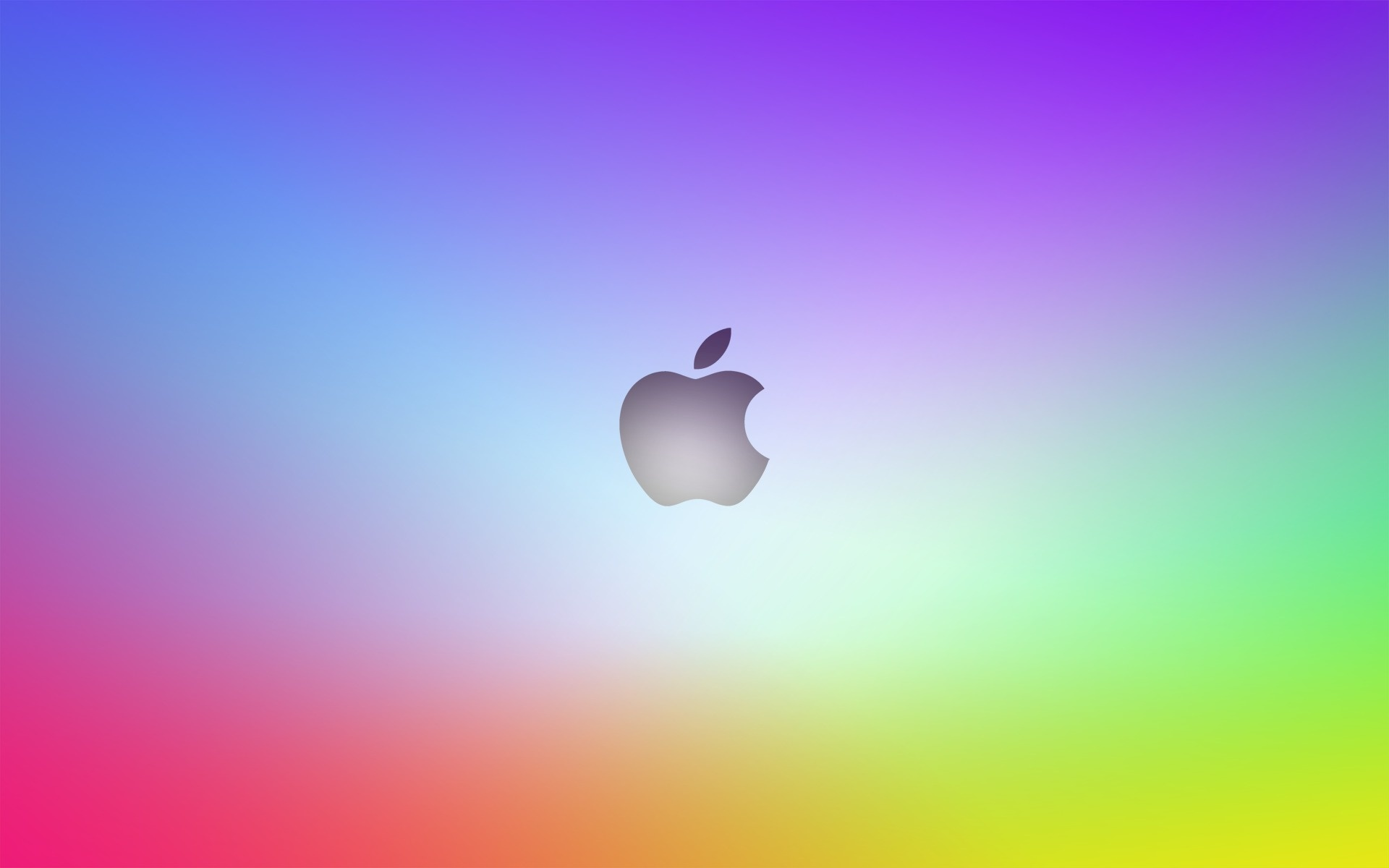 Cool Colors Apple Wallpaper