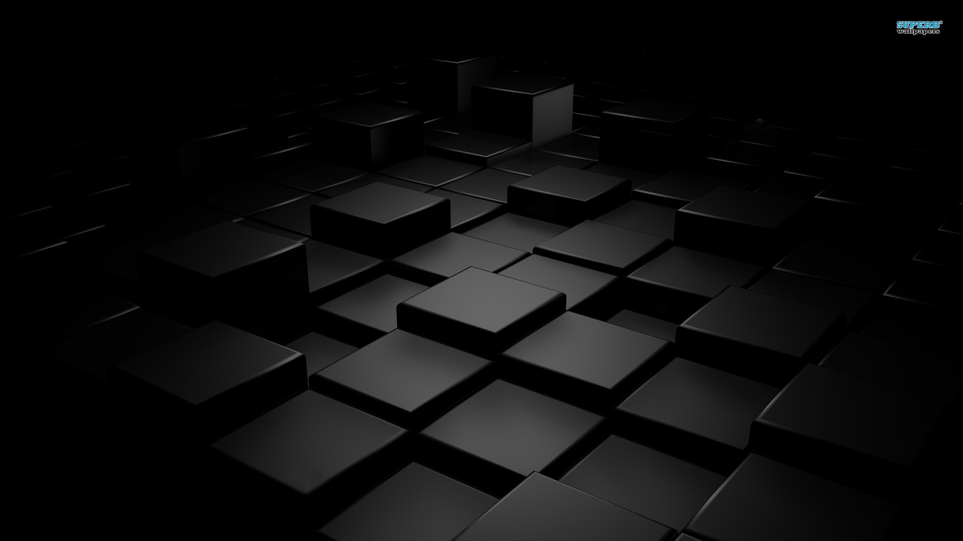 Cubes wallpaper 1920x1080