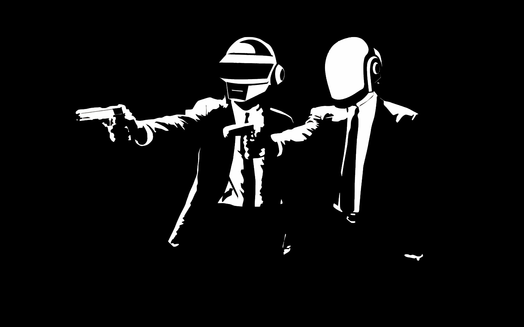 Cool Daft Punk Wallpaper