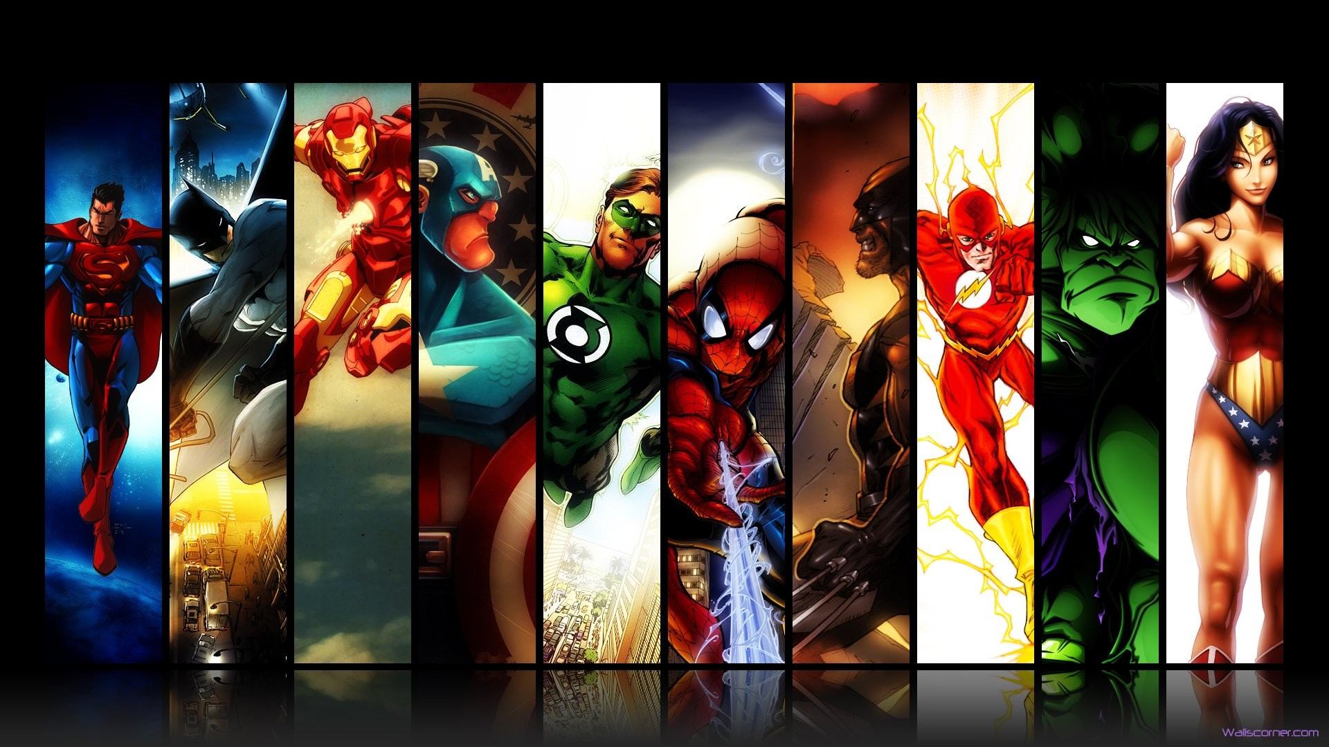 Cool DC Comics Wallpaper