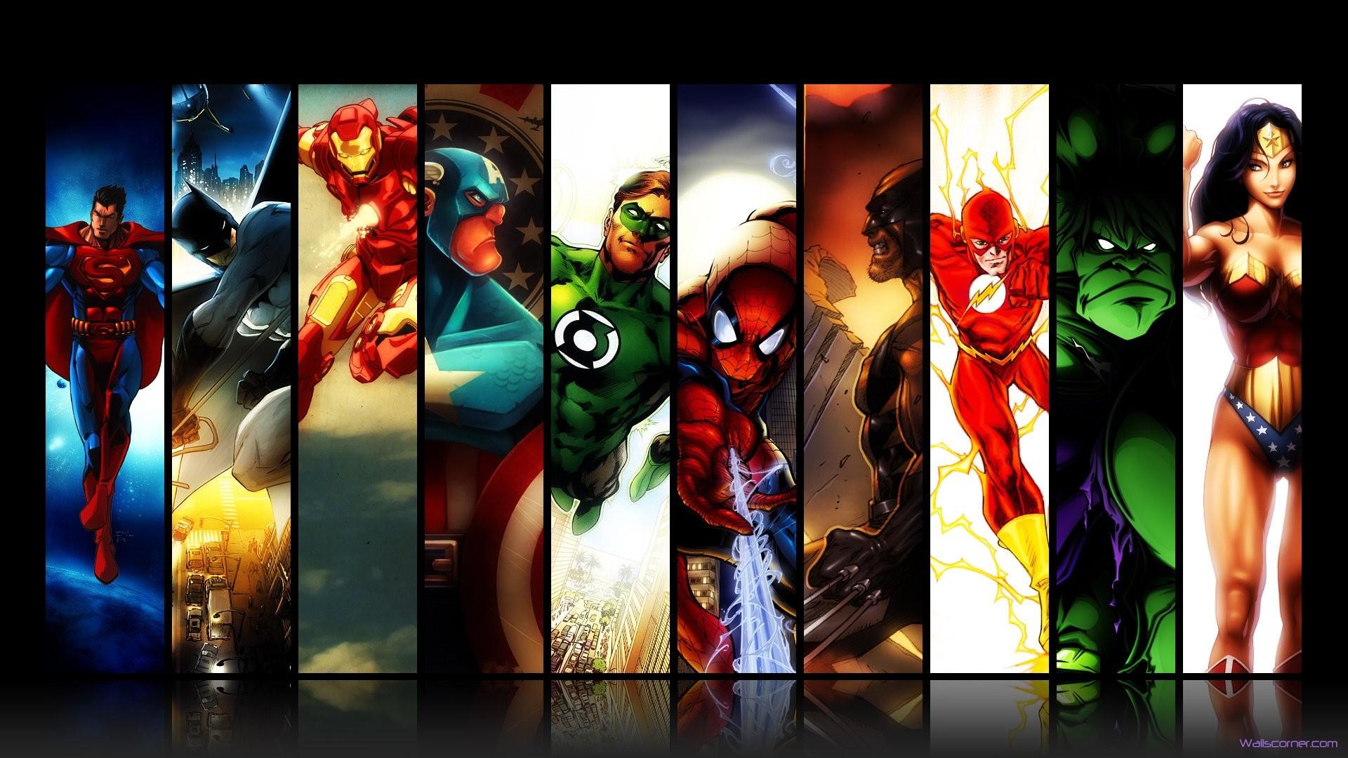 Cool DC Comics Wallpaper
