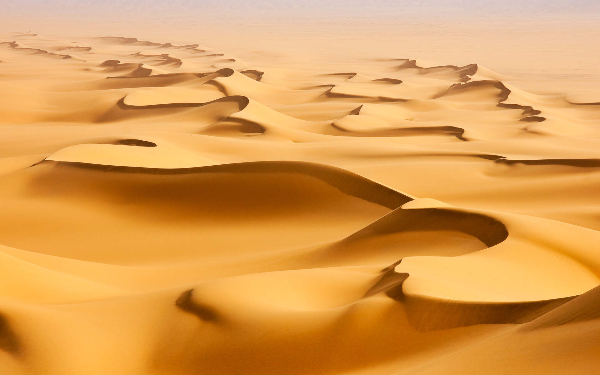 Cool Desert Sand Wallpaper