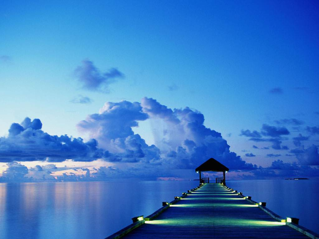 Cool Dock Wallpaper