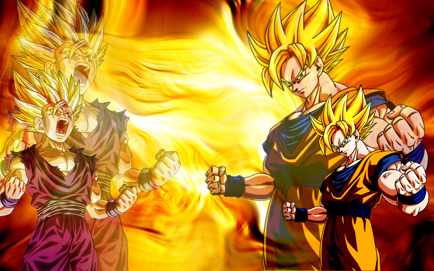 Cool Dragon Ball Z Wallpaper