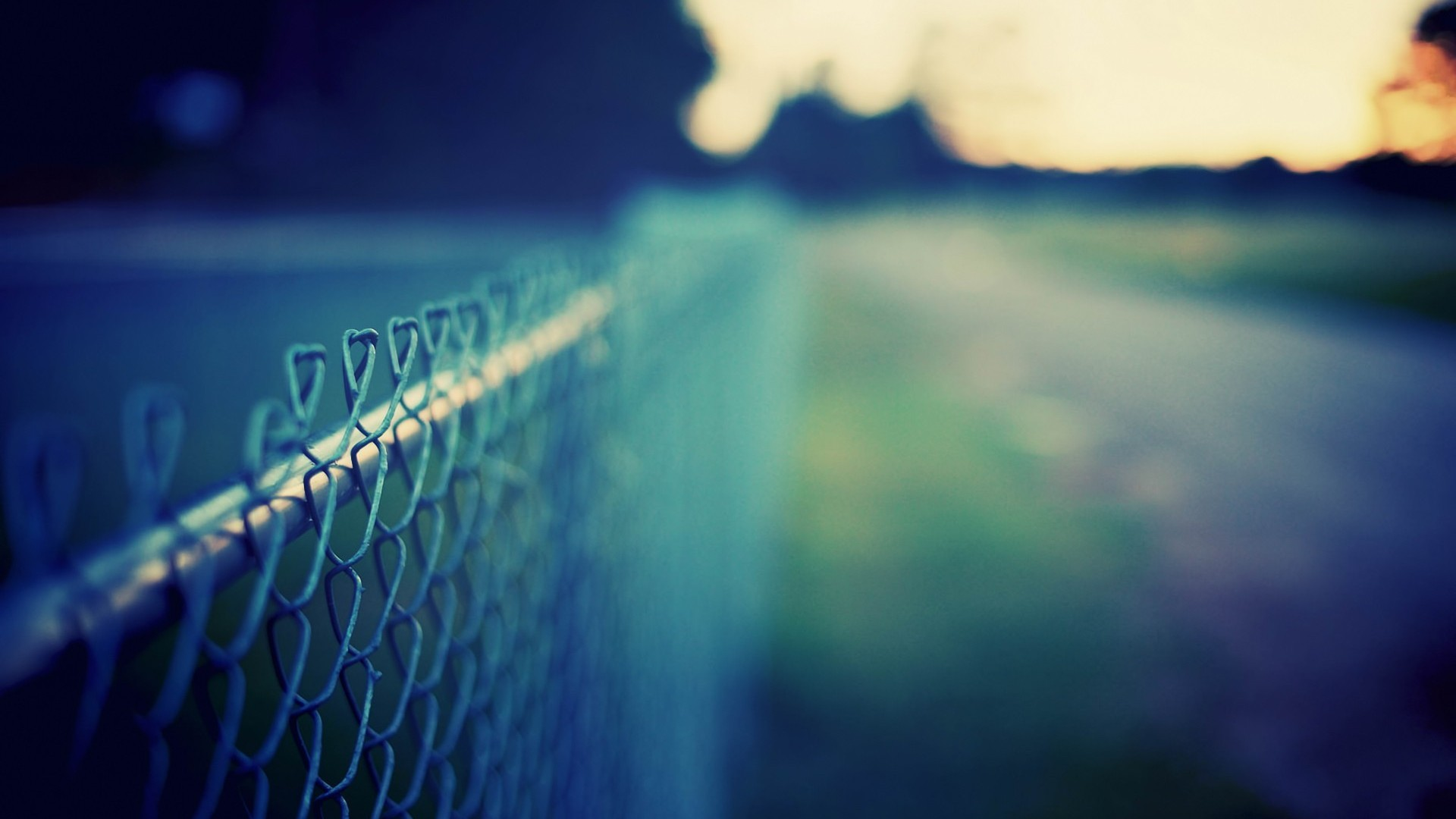 Cool Fence Wallpaper