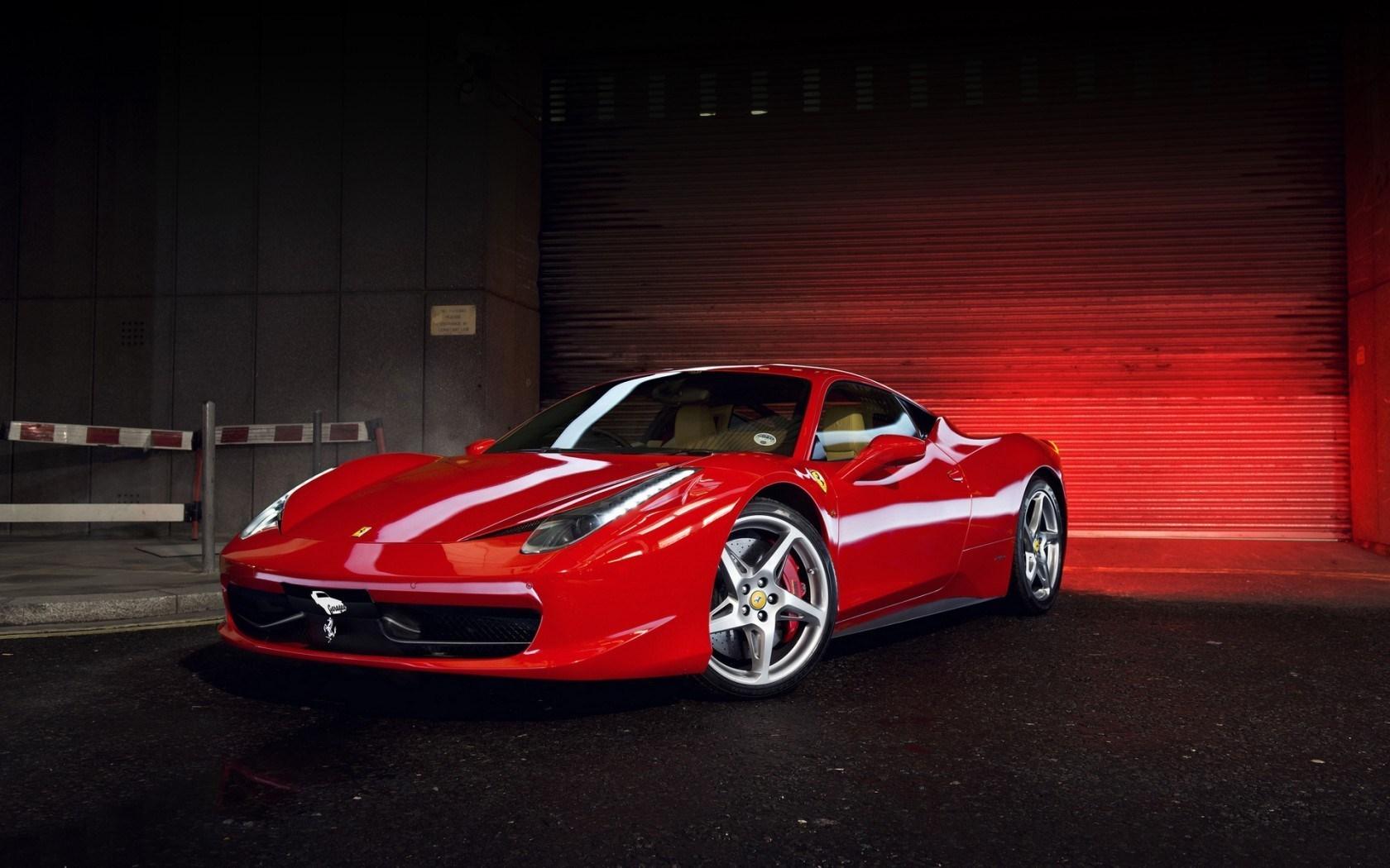 Cool Ferrari 458 Wallpaper