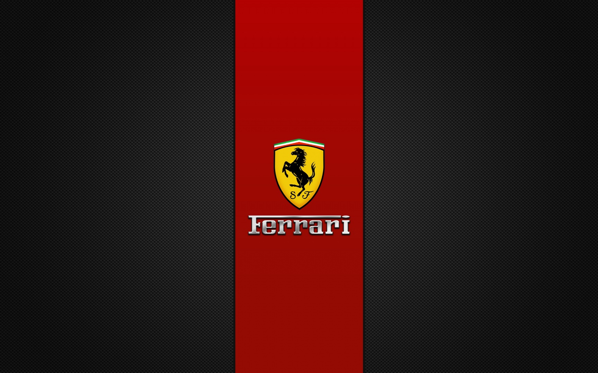 Cool Ferrari Logo Wallpaper