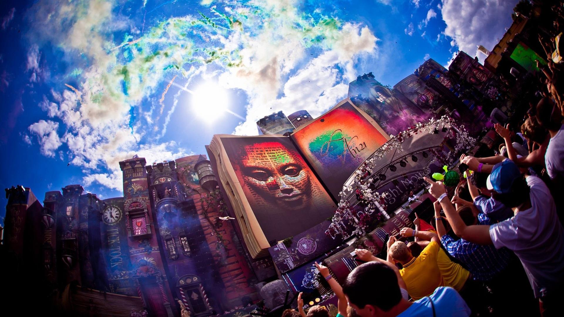 Cool Festival Wallpaper