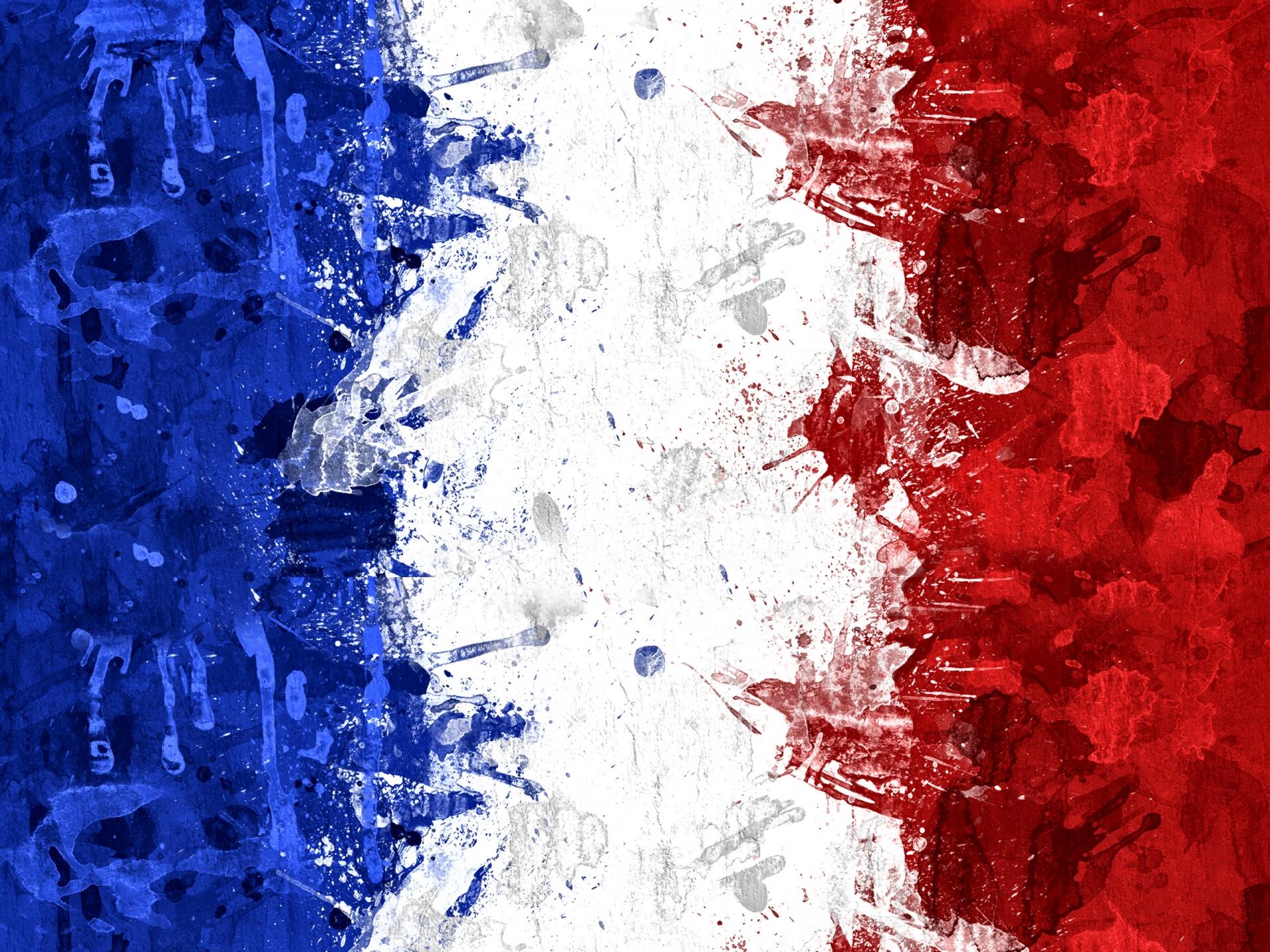 France Flag Wallpaper 25951 1920x1440 px