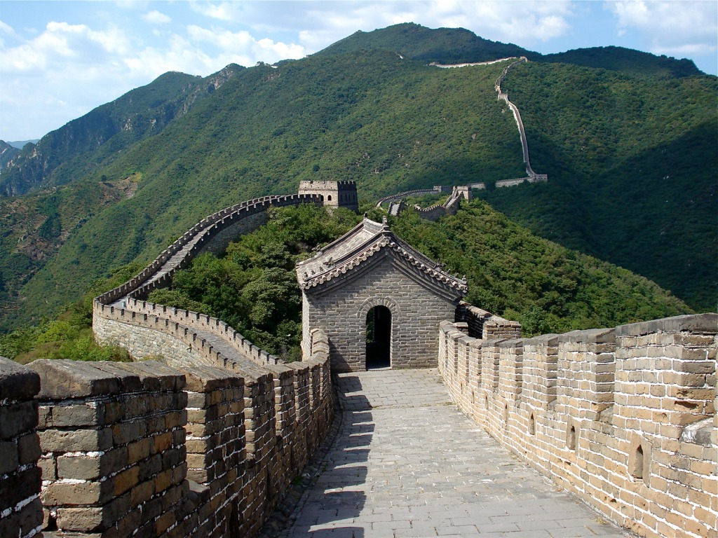 Cool Great Wall Of China Wallpaper