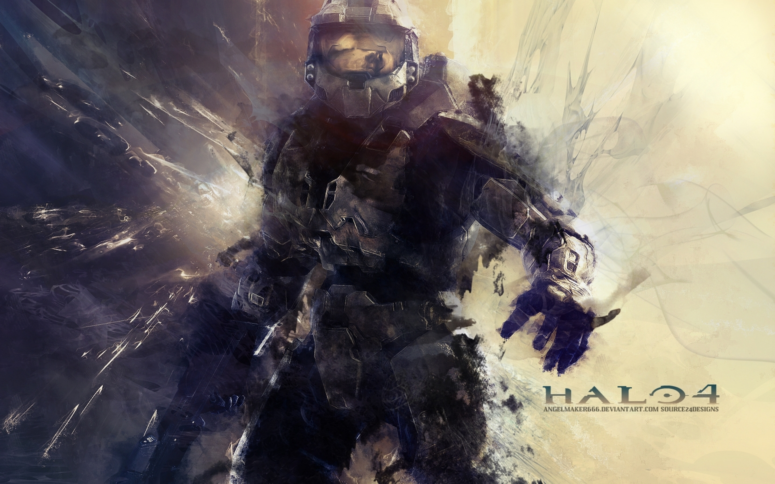 Cool Halo 4 Wallpaper