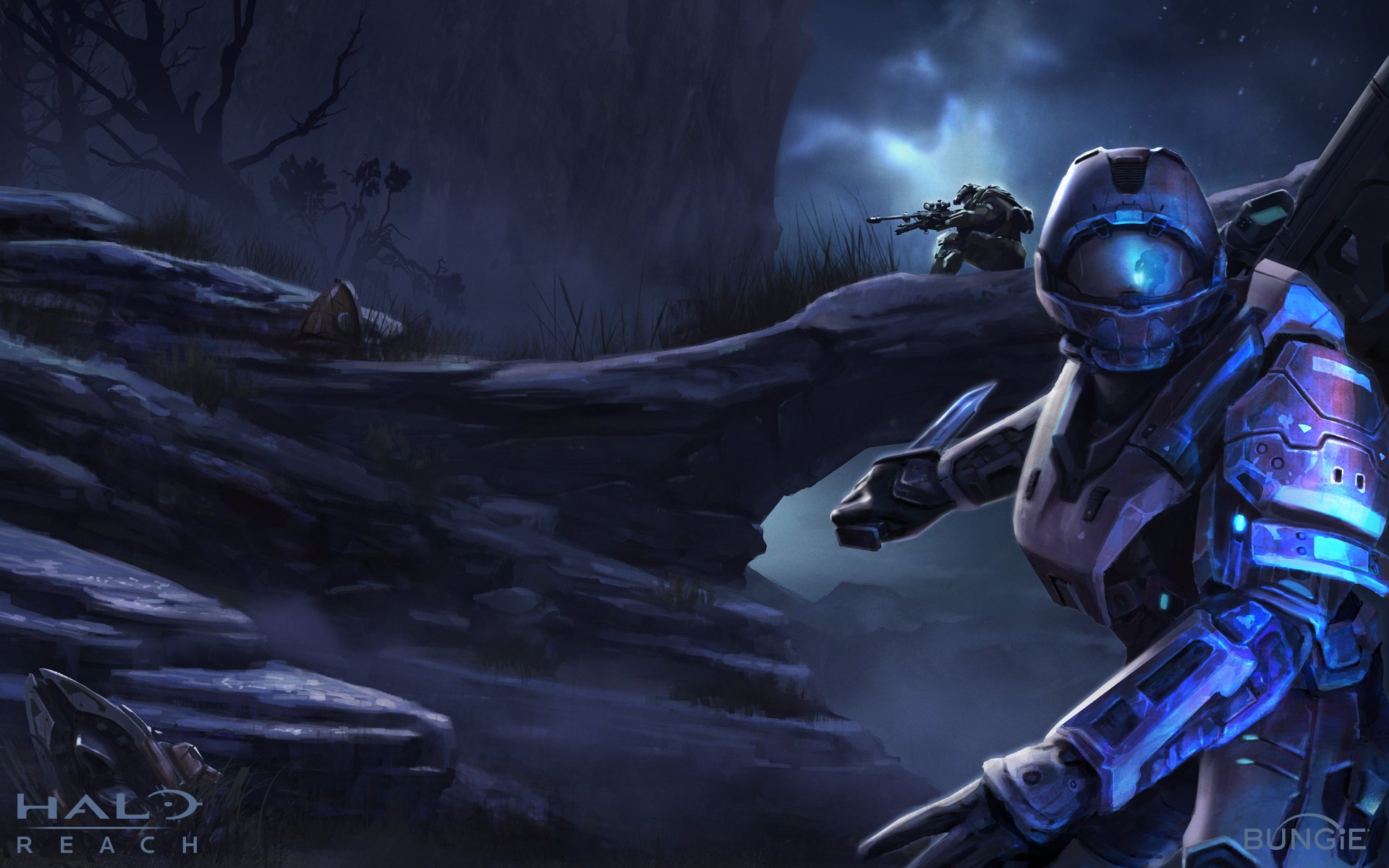 Cool Halo Reach Wallpapers Viewing Gallery 1920x1200px