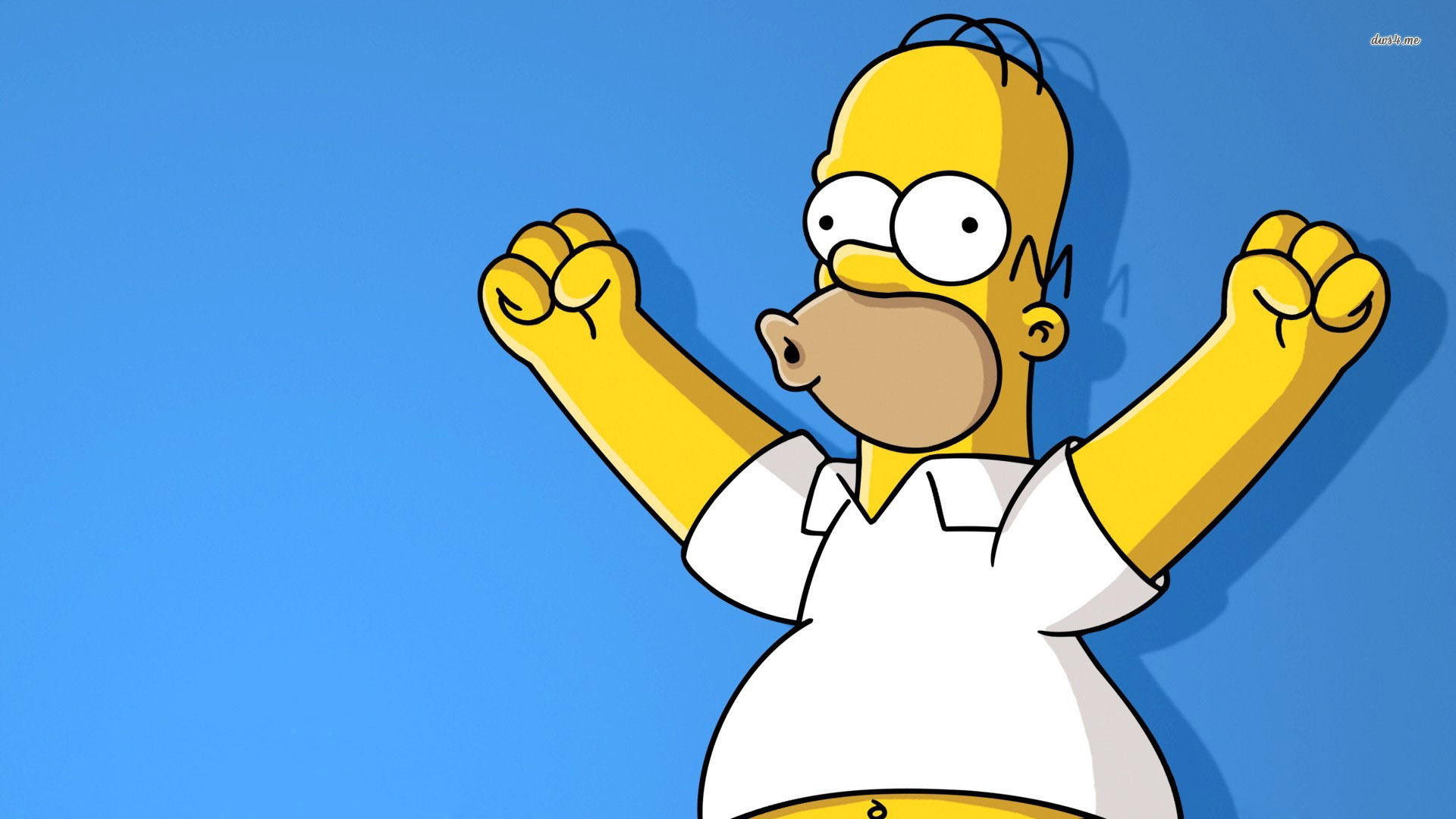 Cool Homer Simpson Wallpaper