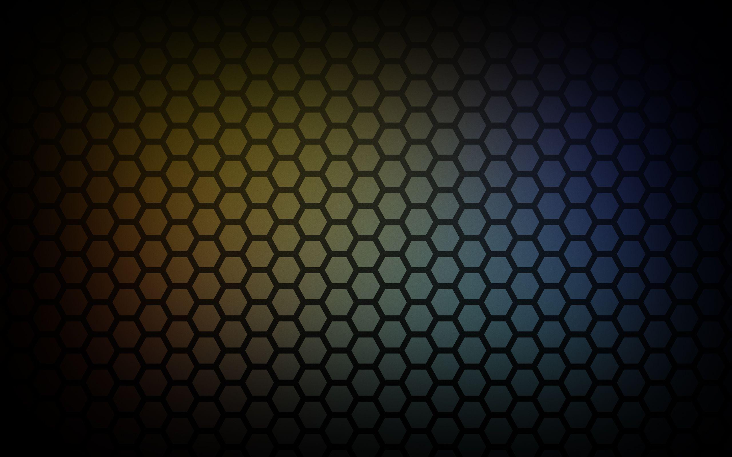 Cool Honeycomb Wallpaper