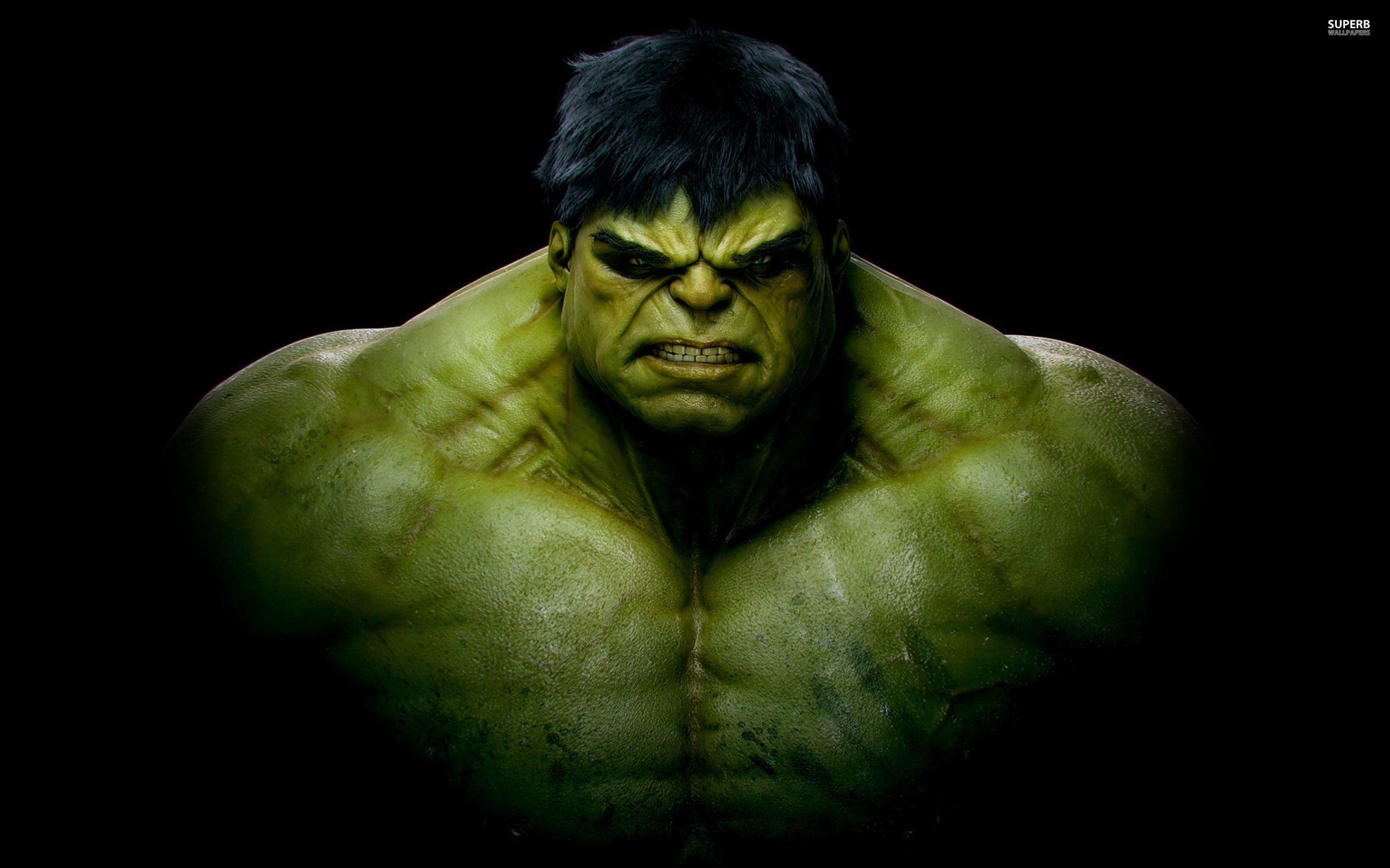 The Incredible Hulk wallpaper 2880x1800